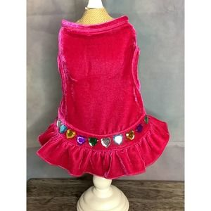 Velvet Heart Jewels Princess Dress Sz XS